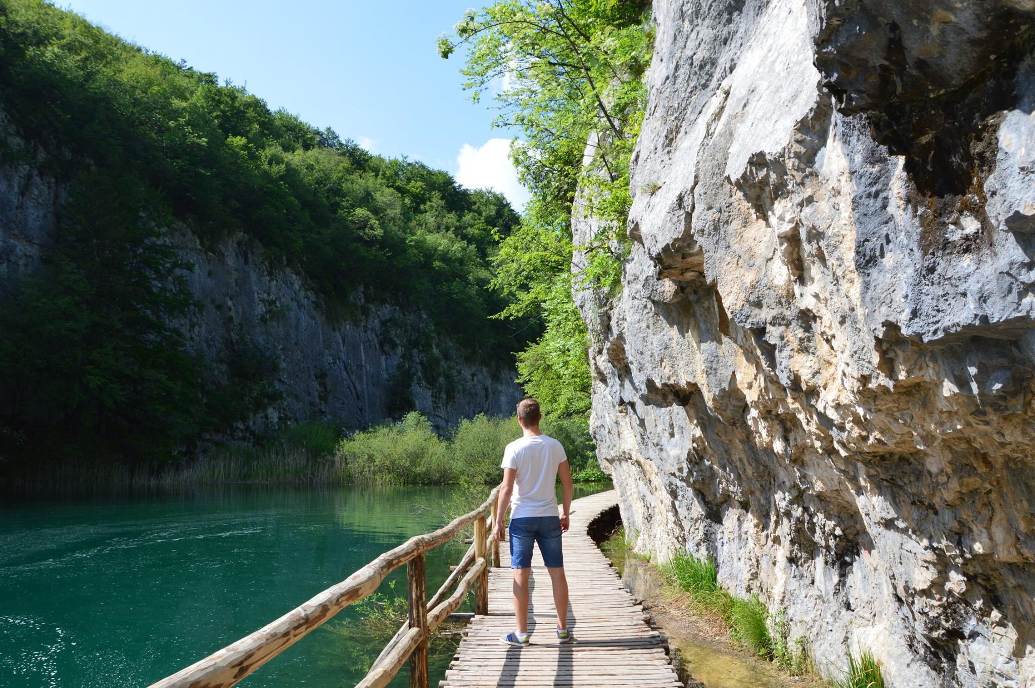 Marek Fiala - Plitvická jezera