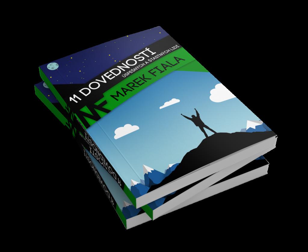 E-book 11 dovedností úspěšných a šťastných lidí